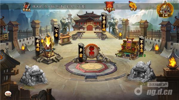 封魔塔是在玩家加入军团之后通过军团主城进入的,玩家需要满足30级并创建军团(或者加入别的军团),缺少五行精魄的玩家就多打一下军团boss吧:  玩家每天可以攻打两次boss,这些boss的血量非常高,只要控制好再加上军团成员的齐心协力,奖励也是比较好获得的,玩法介绍如下:  这三个魔化boss的挑战等级分别为31级(女娲),51级(伏羲),71级(盘古)。
