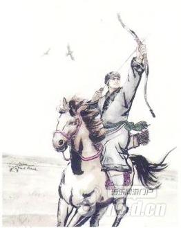 《射雕英雄传3d》英雄之郭靖:身后威名历百余年而不衰